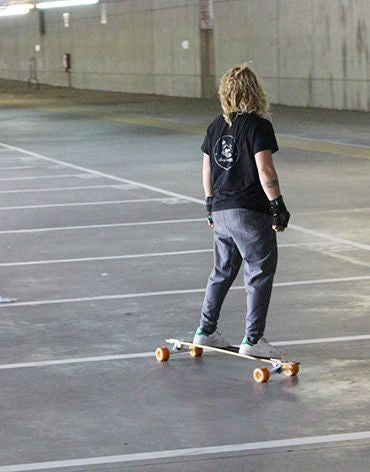 10 Skate Classes Package with Personal Trainer - Surf' in Monkeys School & Shop