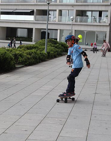 5 Skate Classes Package with Personal Trainer - Surf' in Monkeys School & Shop