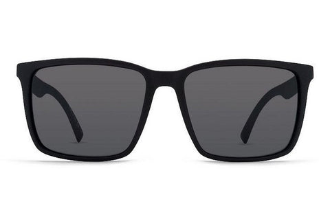 Vonzipper Lesmore Sunglasses - Black Satin/Vintage Grey - Surf' in Monkeys School & Shop