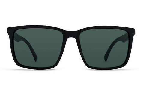 Vonzipper Lesmore Sunglasses - Black Gloss/Vintage Grey - Surf' in Monkeys School & Shop
