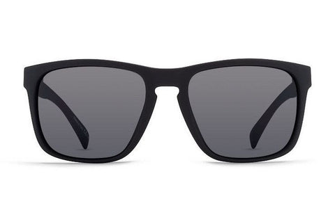 Vonzipper Lomax Sunglasses - Black Satin/Vintage Grey - Surf' in Monkeys School & Shop
