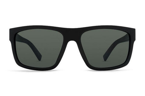 Vonzipper Speedtuck Sunglasses - Black Gloss/Grey - Surf' in Monkeys School & Shop