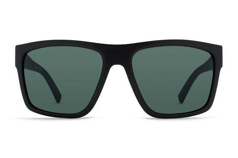 Vonzipper Dipstick Sunglasses - Black Satin/Grey - Surf' in Monkeys School & Shop