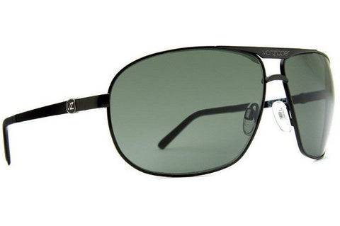 Vonzipper Skitch Sunglasses - Black Gloss/Grey - Surf' in Monkeys School & Shop
