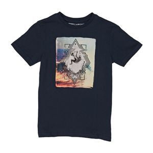 Billabong Volt Boys T-shirt - Indigo - Surf' in Monkeys School & Shop