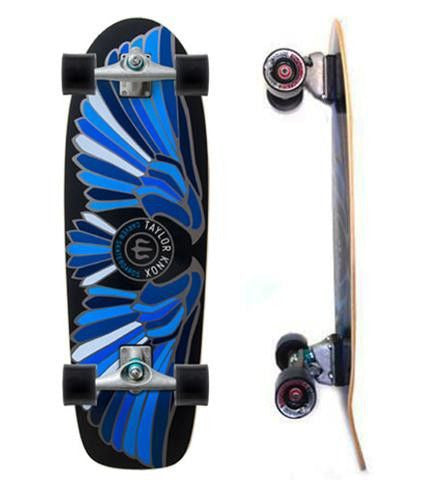 "Carver Skateboards 31.25"" Fort Knox - Surf' in Monkeys School & Shop"