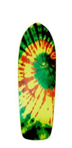 "Carver 25.5"" Tye Stick Deck - Surf' in Monkeys School & Shop"