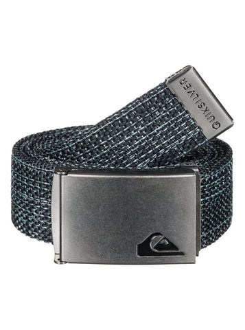 Quiksilver Principle Belt - Grey/Black - Surf' in Monkeys School & Shop