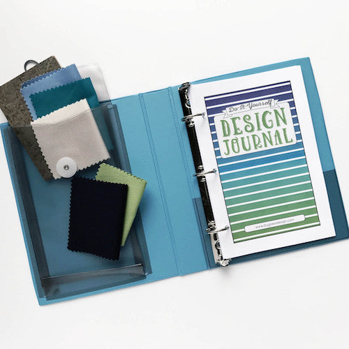 Customizing Your DIY Design Journal