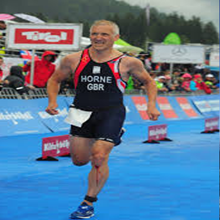 European Duathlon Champs - David Horne