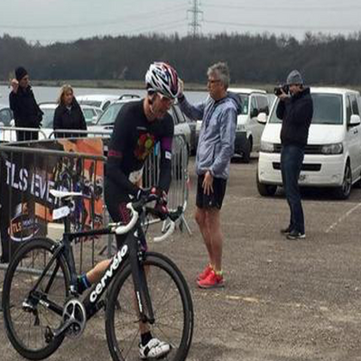 Rother Valley Duathlon - Mark Higham