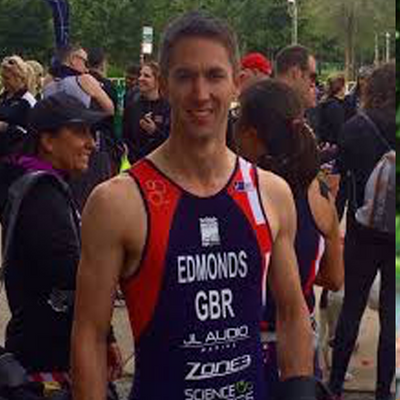 Lymington Sprint Triathlon - Paul Edmonds