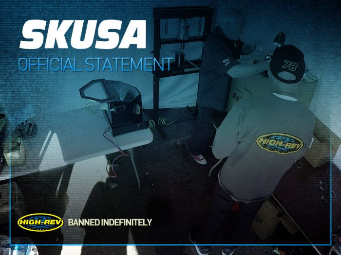 SKUSA Officially Addresses Findings Of Illegal and Deliberately Modified Engines