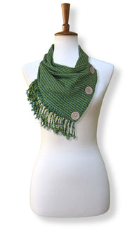 Forest & Sweet Grass Cotton Cowl