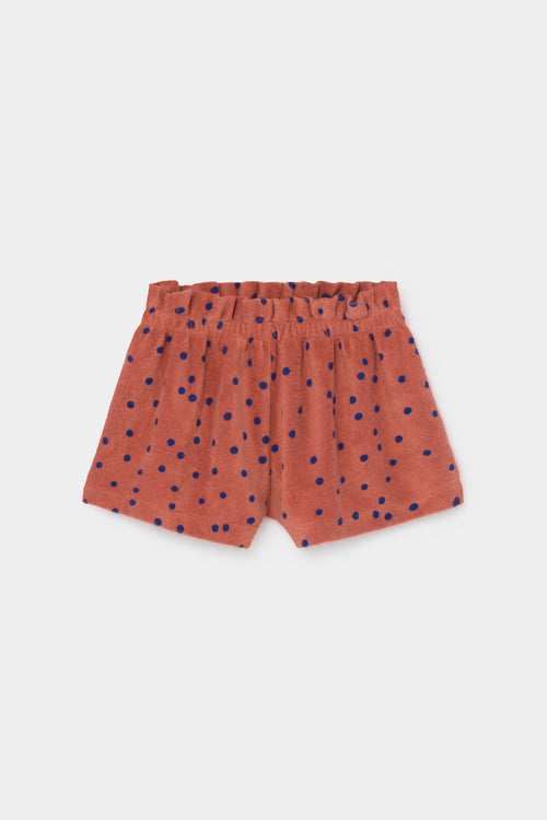 Bobo Choses UK Dots Terry Towel Shorts