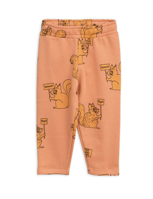 Mini Rodini Squirrel Sweatpants | POPS & OZZY
