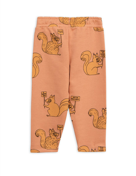 Mini Rodini Squirrel Sweatpants, back | POPS & OZZY