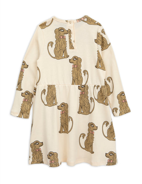 Mini Rodini Spaniels Dress, back | POPS & OZZY