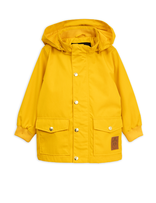 Yellow Pico Jacket Mini Rodini | POPS & OZZY