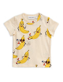 Bananas all over print t shirt Mini Rodini | POPS & OZZY