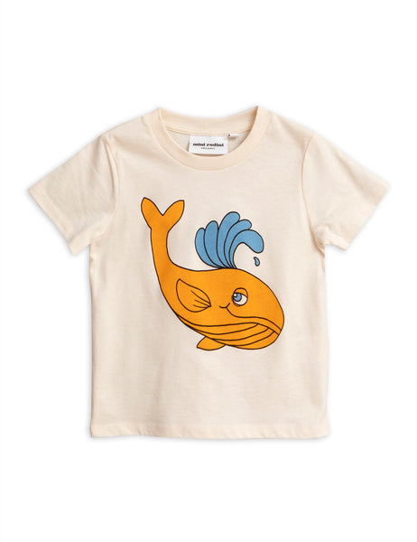 Mini Rodini Whale T Shirt | POPS & OZZY
