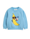 Blue Banana Sweatshirt Mini Rodini | POPS & OZZY
