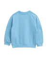 Blue Banana Sweatshirt back Mini Rodini | POPS & OZZY