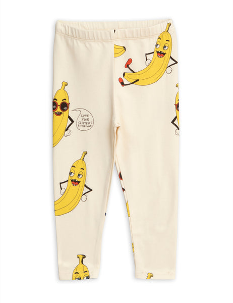 Bananas all over print leggings Mini Rodini | POPS & OZZY
