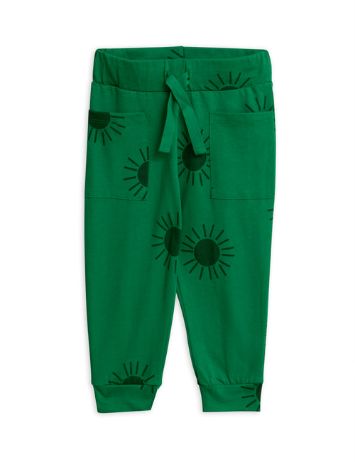 Green Sun Trousers Mini Rodini | POPS & OZZY