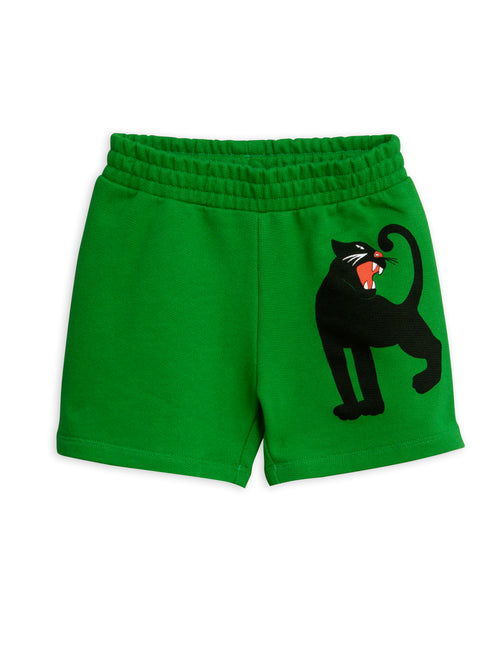 Green Panther Shorts Mini Rodini | POPS & OZZY