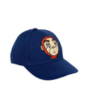 Blue Monkey Cap Mini Rodini | POPS & OZZY