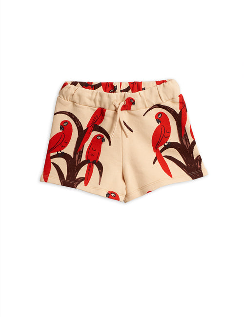 Mini Rodini Parrot Shorts | POPS & OZZY