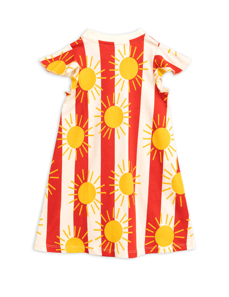 Mini Rodini Sun Stripe Wing Dress