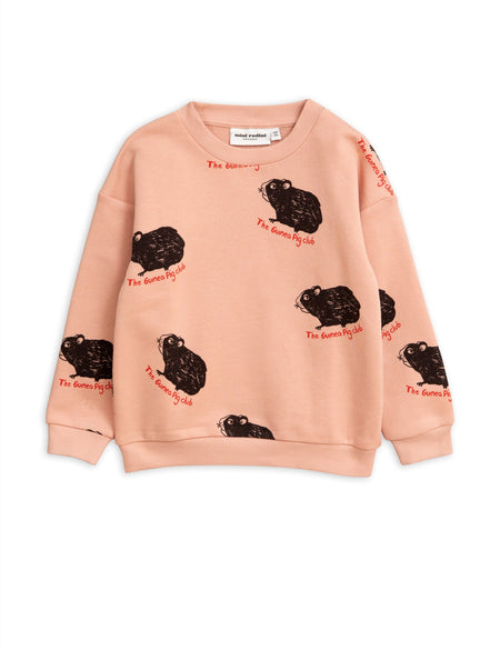 Mini Rodini Stay Weird Terry Sweatshirt