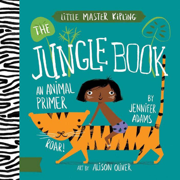 The Jungle Book: A Babylit Animal Primer