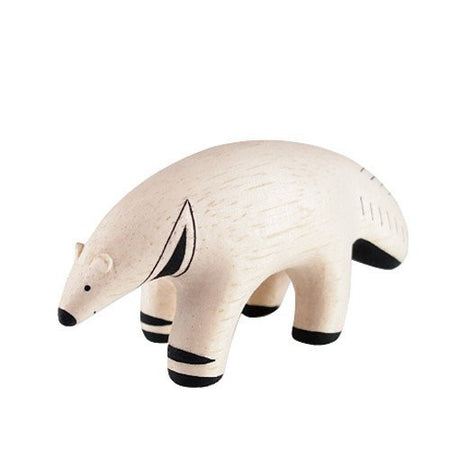 Polepole Wooden Animal - Sloth