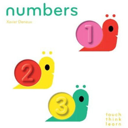 Touchthinklearn Numbers