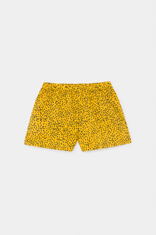Bobo Choses UK All Over Leopard Woven Shorts