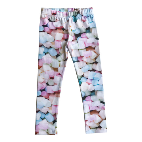 Romey Loves Lulu Marshmallows Leggings