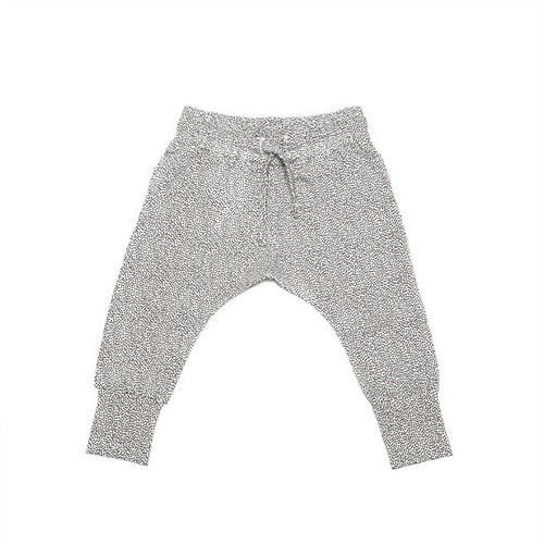 Dots Slim Fit Joggers by Mingo Kids