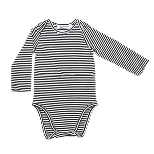 Striped Bodysuit by Mingo Kids
