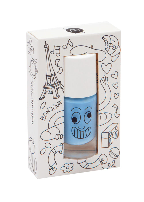 Nailmatic Kids - Gaston Nail Polish (blue)