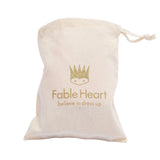 Fable Heart Crown Packaging | POPS & OZZY