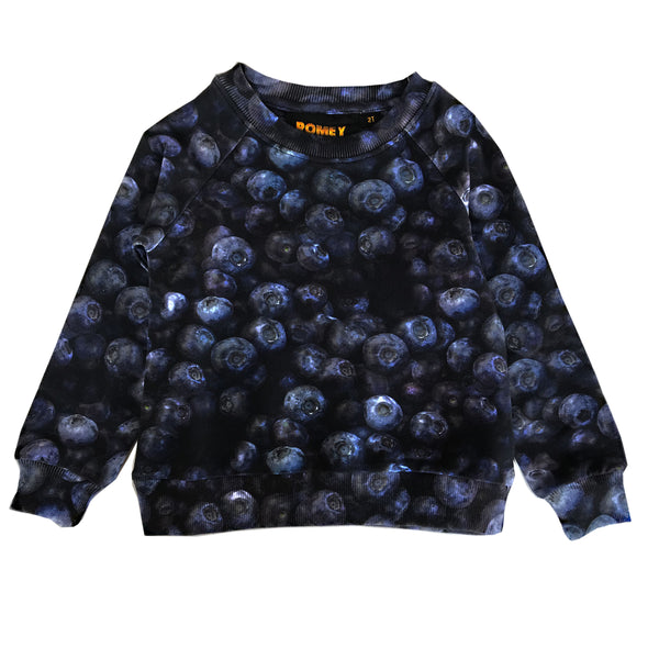 Romey Loves Lulu Blueberries Sweatshirt