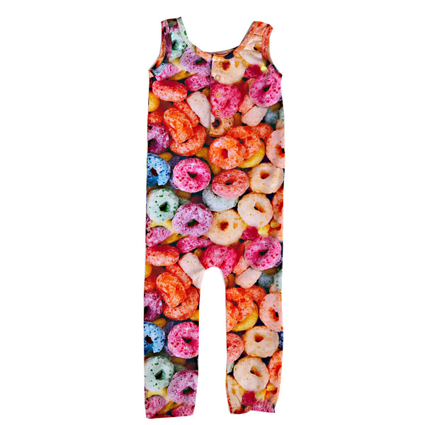 Romey Loves Lulu Fruit Cereal Roro Romper