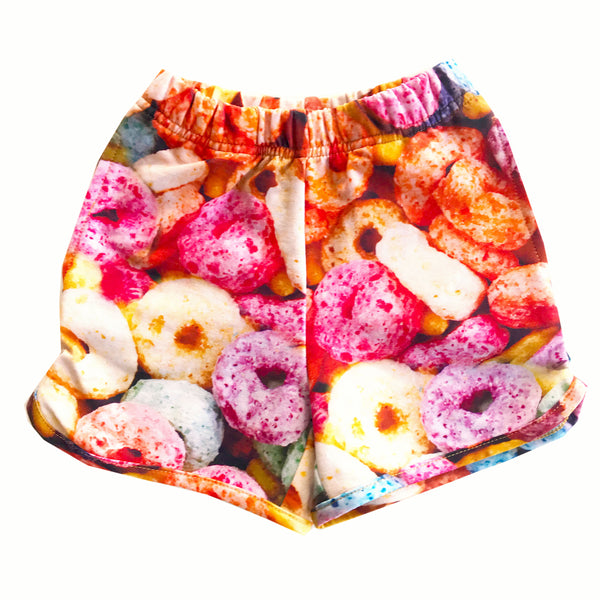 Romey Loves Lulu Fruit Cereal Shorts