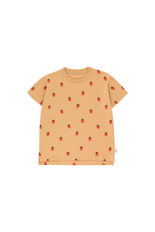 Strawberries T-Shirt by Tinycottons