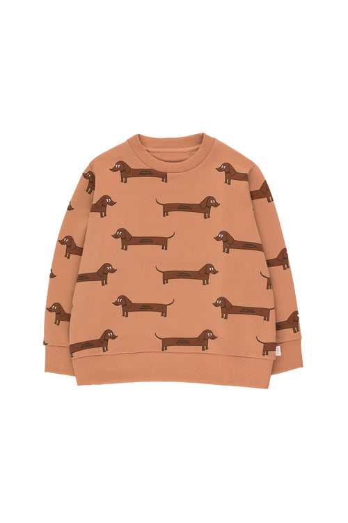 Il Bassotto Sausage Dogs Sweatshirt by tinycottons