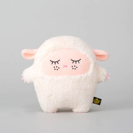 White Ricestorm Plush Toy