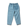 Wynken light denim pants back
